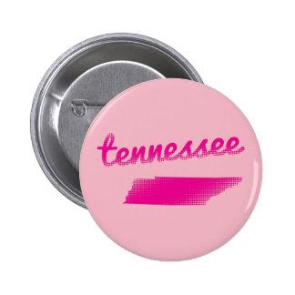 Tennessee som är statlig i rosor standard knapp rund 5.7 cm