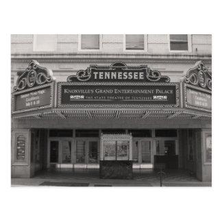 Tennessee Theatre Vykort