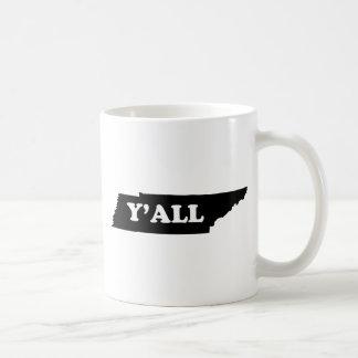 Tennessee Yall Kaffemugg