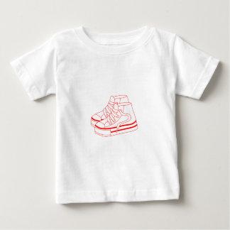 Tennis skor tee shirts