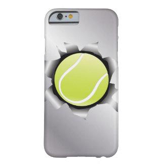 tennis till och med metalllakan barely there iPhone 6 skal