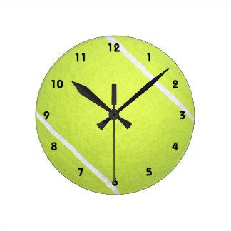 Tennisboll Rund Klocka