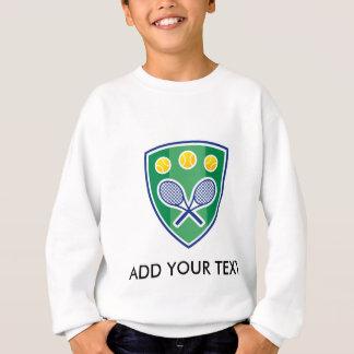 Tennislagdräkt. Tillfoga namn eller T Shirt