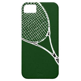 tennisracquet iPhone 5 skal