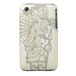 Teotihuacan krigare Case-Mate iPhone 3 fodral
