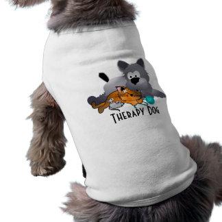Terapihund Husdjurströja