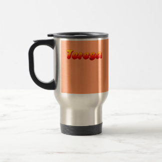 Teresa travel mug resemugg