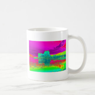 Termiskt Eilean Donan slott Kaffemugg