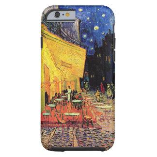 Terrass för Van Gogh nattCafe på stället du Fora