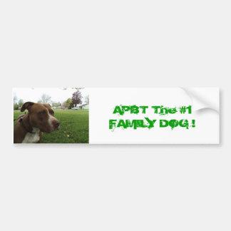 Terrier för amerikangroptjur bildekal
