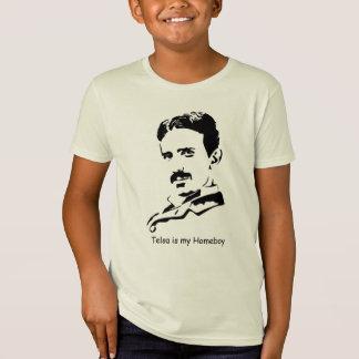 Tesla är min homeboy tee shirt