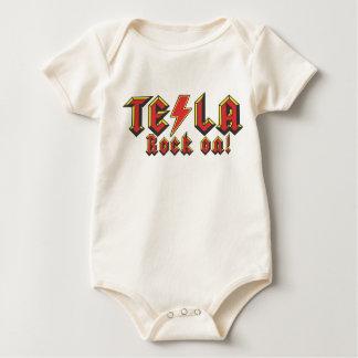 Tesla Nikola Bodies För Bebisar