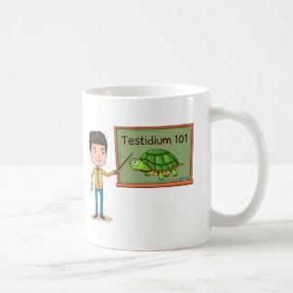 Testidium 101 kaffemugg