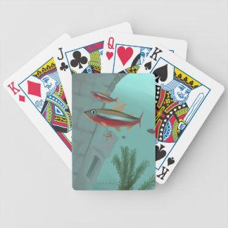 Tetra neon spelkort