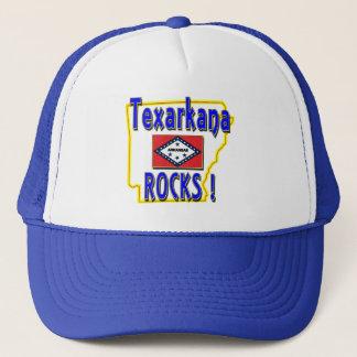 Texarkana stenar! (blått) truckerkeps