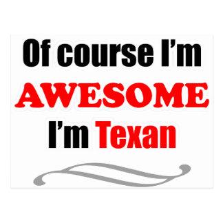 Texas är enorm vykort