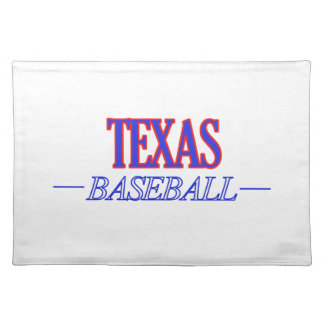 Texas baseballDESIGNER Bordstablett