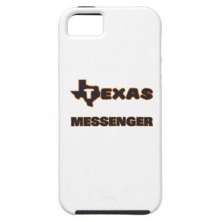 Texas budbärare iPhone 5 Case-Mate skydd