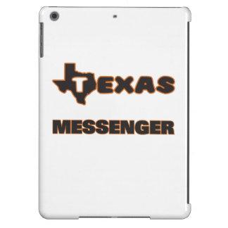 Texas budbärare iPad air fodral