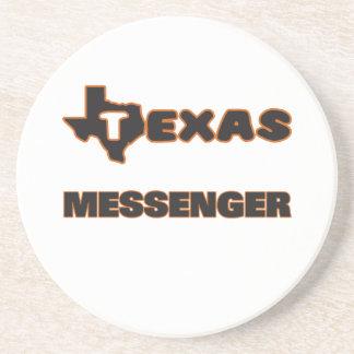 Texas budbärare underlägg