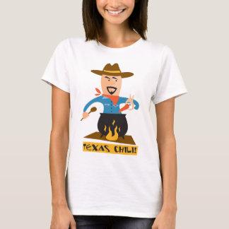 Texas Chili T Shirts