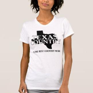 Texas countrymusik t shirt