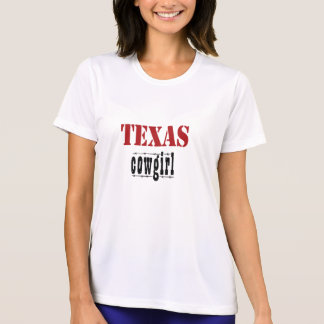 Texas Cowgirlgåva T-shirt