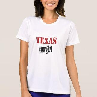 Texas Cowgirlgåva Tshirts