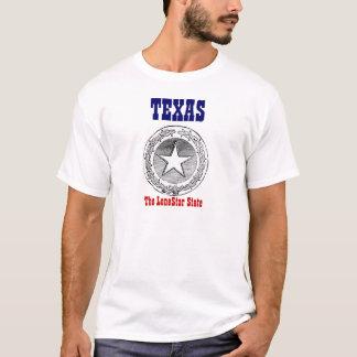 Texas den statliga LoneStaren T-shirts