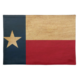 Texas flagga bordstablett