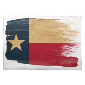 Texas flagga bordstablett