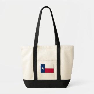 Texas flagga tygkassar