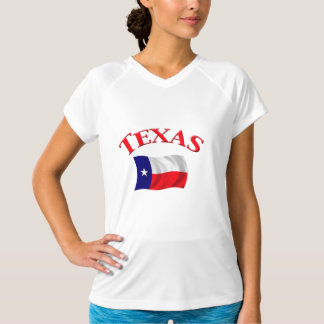 Texas flagga t shirt