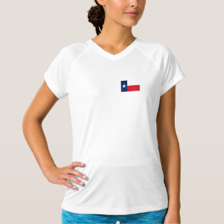 TEXAS flagga - T-shirt