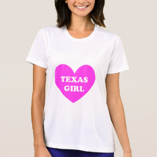 Texas flicka tee shirt