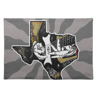 Texas gitarr bordstablett