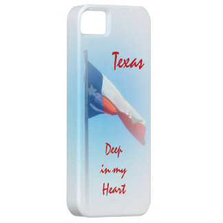 Texas i min hjärtaiphone case iPhone 5 Case-Mate fodraler