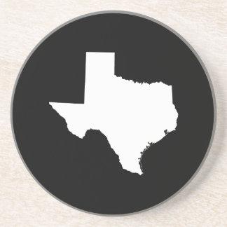 Texas i vit och svart underlägg