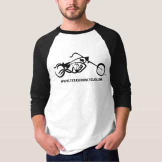 Texas järn cyklar tröja