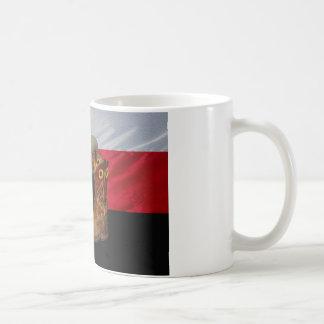 Texas kängor och Hat.jpg Kaffemugg