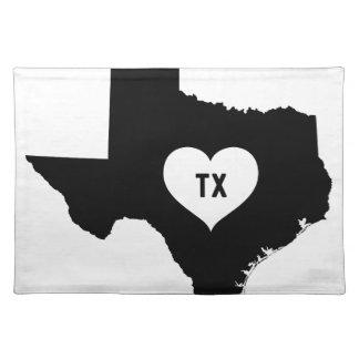 Texas kärlek bordstablett