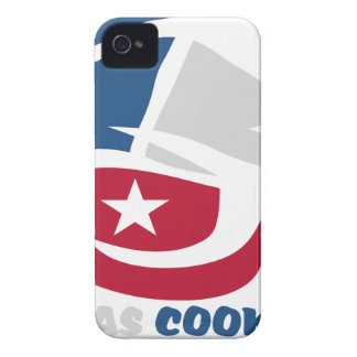 Texas laga mat Case-Mate iPhone 4 fodraler