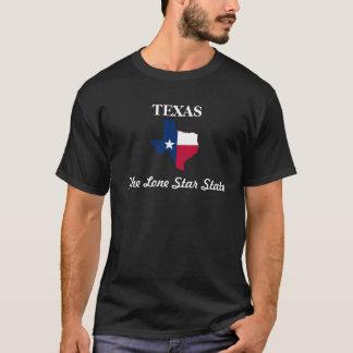 Texas Lonestar den statliga utslagsplatsen T-shirt