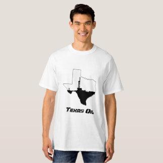 Texas olje- borranderigg tee shirt
