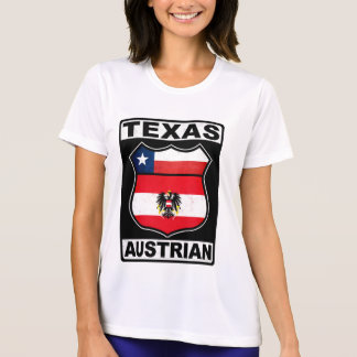 Texas österrikareamerikan tee shirt