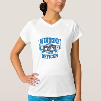 Texas polishandbojor t shirt
