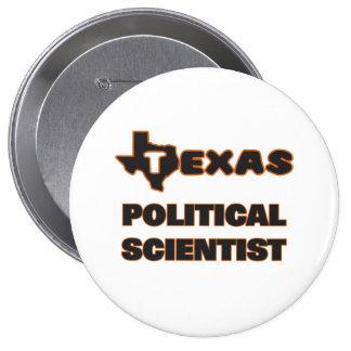 Texas politisk forskare stor knapp rund 10.2 cm