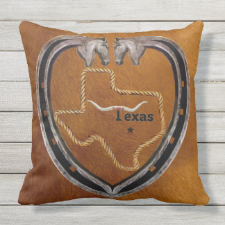 Texas pride kudde