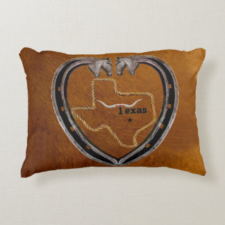 Texas pride prydnadskudde