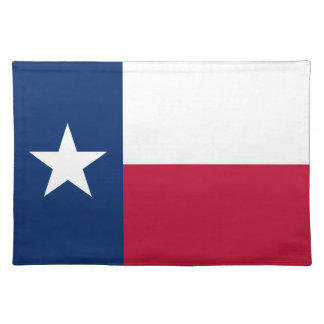 Texas statlig flagga bordstablett